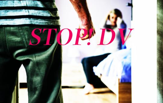 STOP!! DV